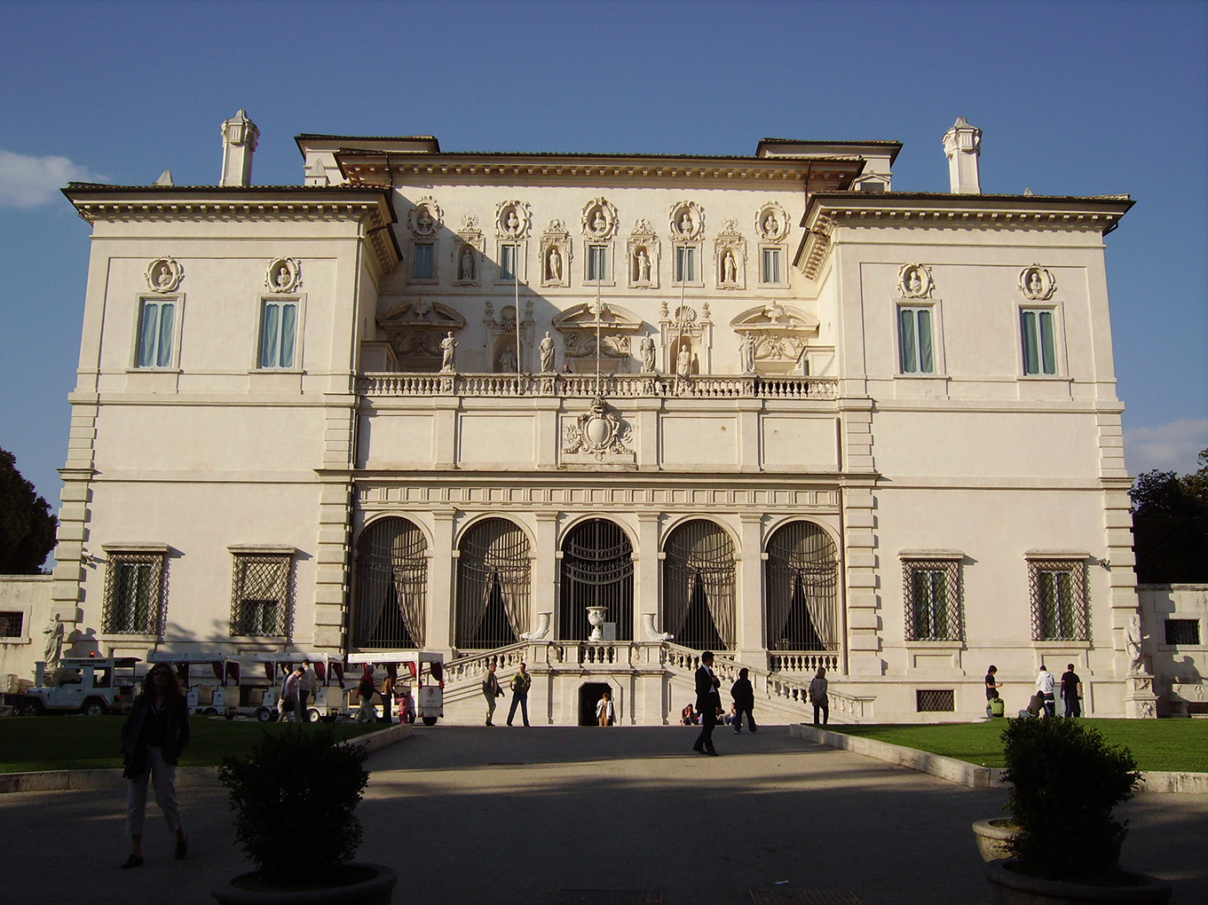 The Borghese Gallery & Gardens Skip-The-Line Guided Museum Tour – Private Tour in Portuguese