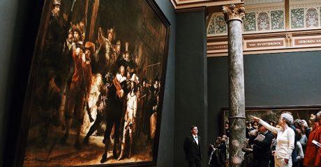 Rijksmuseum + Amsterdam City Center – Skip-the-Line Guided Combo Tour – Private Tour in Portuguese