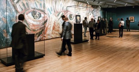 Van Gogh Museum + Red Light District Skip-the-Line Guided Combo Tour – Private Tour in Portuguese